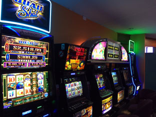 Pittsworth Hotel Motel - Gaming Area